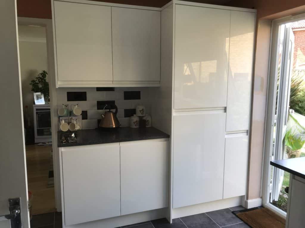 Finsihed Install Of Some Superb Kitchen Storage